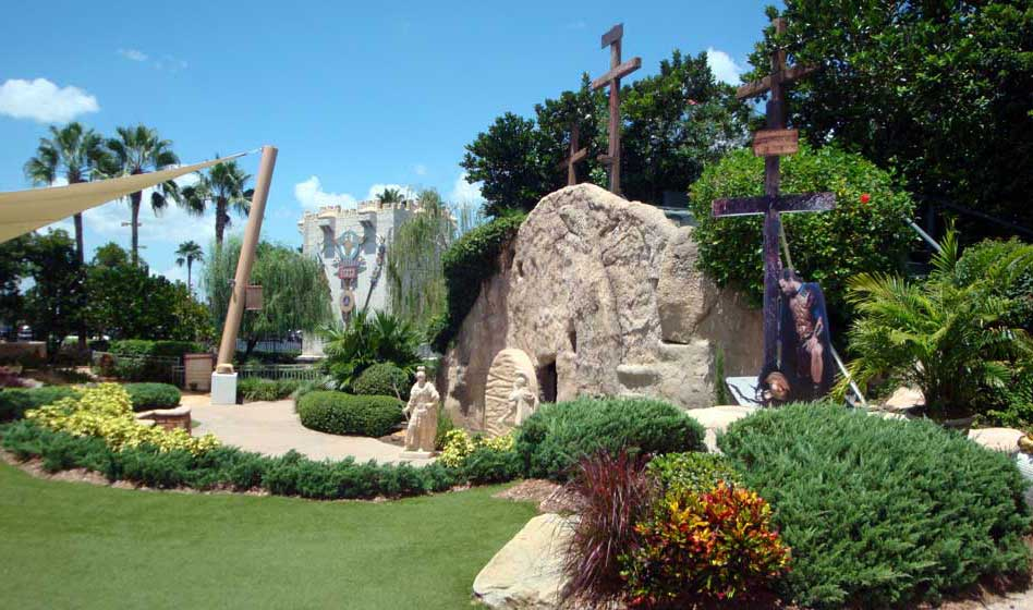The Holy Land Experience – Orlando, EUA