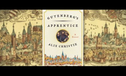 VIDEO: ALIX CHRISTIE – Gutenberg's Apprentice