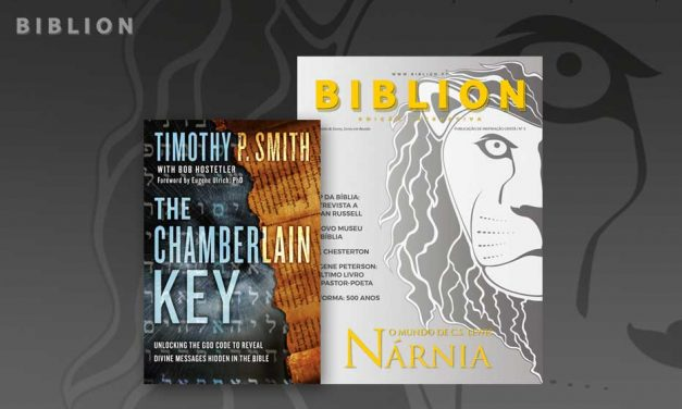 THE CHAMBERLAIN KEY – Timothy Smith, com Bob Hostetler