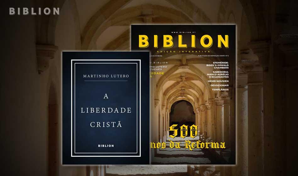 Martin Luther: A LIBERDADE CRISTÃ