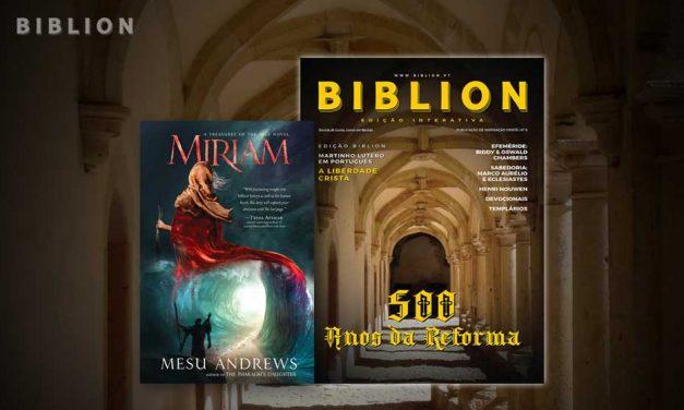 MESU ANDREWS: MIRIAM