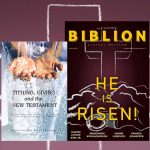 FEATURED AUTHOR: TITHING, GIVING AND THE NEW TESTAMENT – ANASTASIOS KIOULACHOGLOU