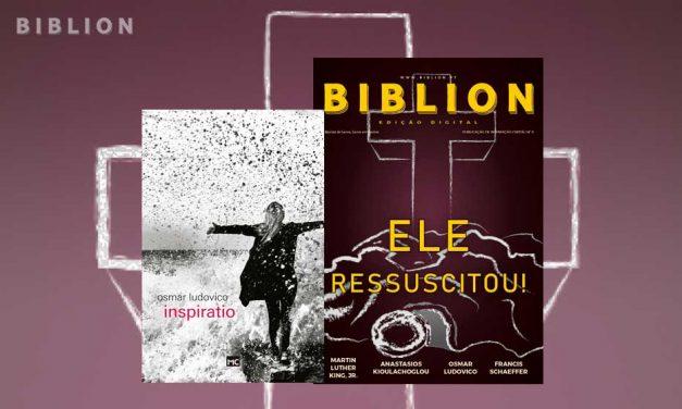 Escolha do Editor: INSPIRATIO – Osmar Ludovico
