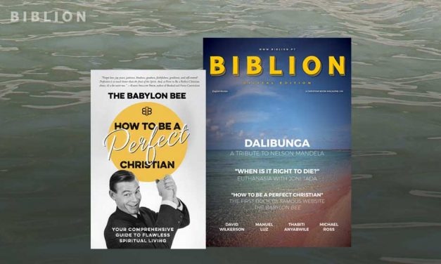 HOW TO BE A PERFECT CHRISTIAN – THE BABYLON BEE