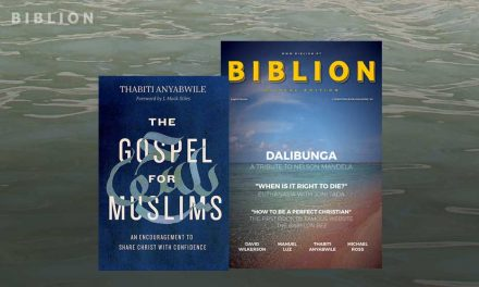 THE GOSPEL FOR MUSLIMS – THABITI ANYABWILE