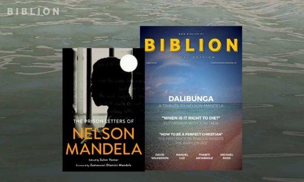 THE PRISON LETTERS OF NELSON MANDELA, SAHM VENTER