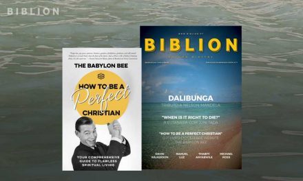 SÁTIRA: HOW TO BE A PERFECT CHRISTIAN – THE BABYLON BEE