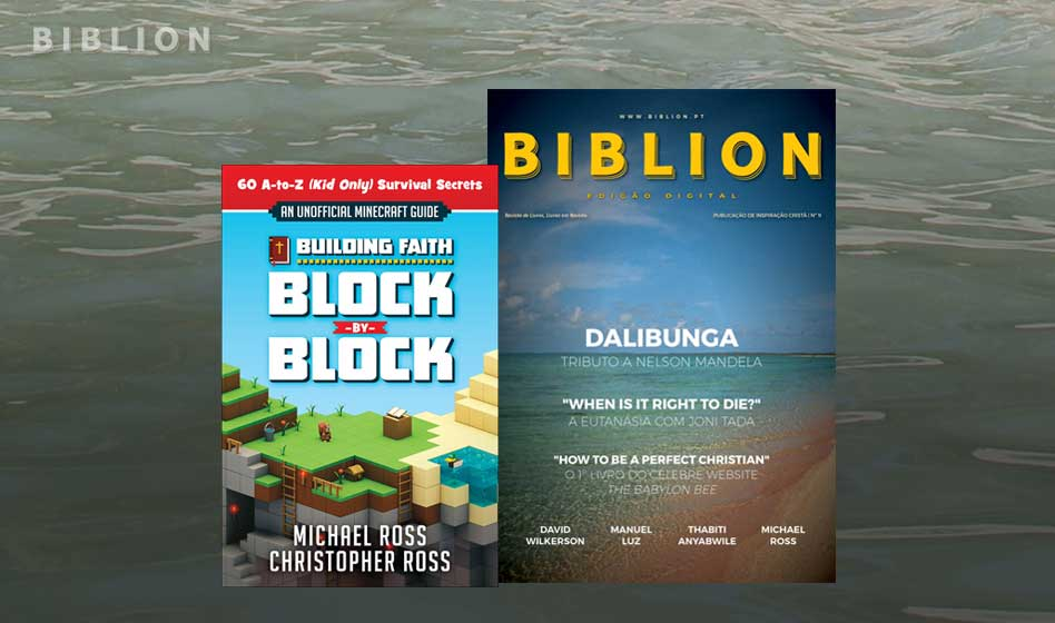 JUVENIL: BUILDING FAITH, BLOCK-BY-BLOCK – MICHAEL & CHRISTOPHER ROSS