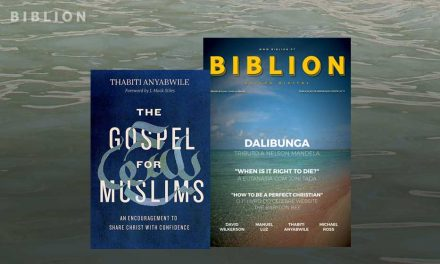 EVANGELISMO: THE GOSPEL FOR MUSLIMS – THABITI ANYABWILE