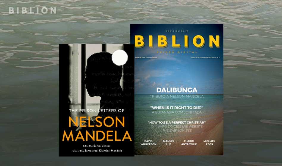 TRIBUTO: AS CARTAS DA PRISÃO DE NELSON MANDELA – SAHM VENTER