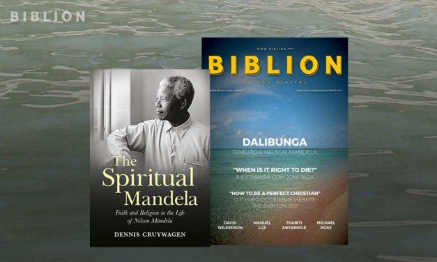 TRIBUTO: THE SPIRITUAL MANDELA – DENNIS CRUYWAGEN