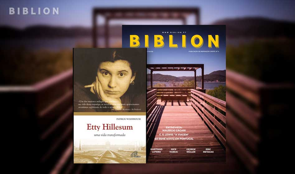 ETTY HILLESUM – Uma Vida Transformada: PATRICK WOODHOUSE