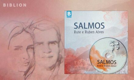 SALMOS (LIVRO+CD) – Rute e Ruben Alves