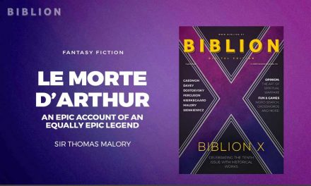Le Morte d'Arthur – Sir Thomas Malory