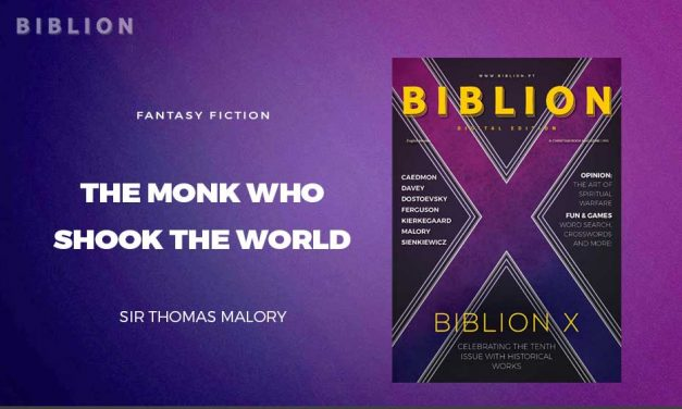 BIOGRAPHY: THE MONK WHO SHOOK THE WORLD – CYRIL DAVEY