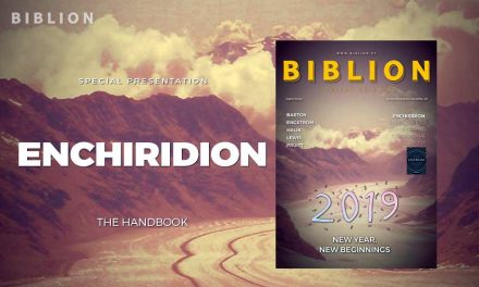 PREVIEW: ENCHIRIDION