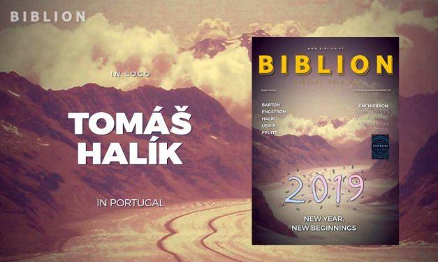 TOMÁS HALÍK IN PORTUGAL