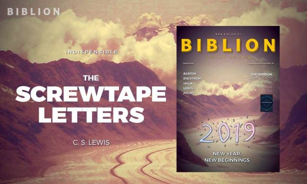 THE SCREWTYPE LETTERS – C. S. LEWIS