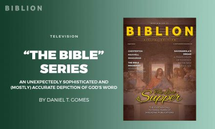 """THE BIBLE"" SERIES"