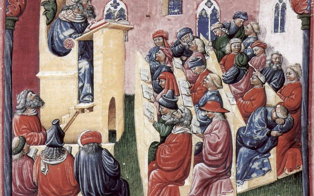 Scholasticism: A Beacon of Light in the Dark Ages